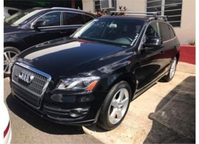 AUDI Q5 20L QUATTROPANORAMIC ROOF