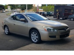 Accord Coupe V6 Vtech 2004