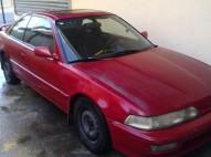 Acura Integra 1992 Rojo