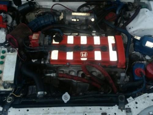 Acura Integra Coupe 98