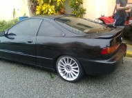 Acura Integra Ls 1994 Color Negro