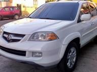 Acura MDX 2004 blanca