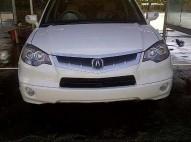 Acura RDX 2007 blanca