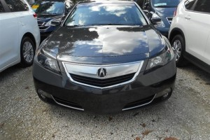 Acura T L 2012