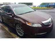 Acura TL 2010 full leathers