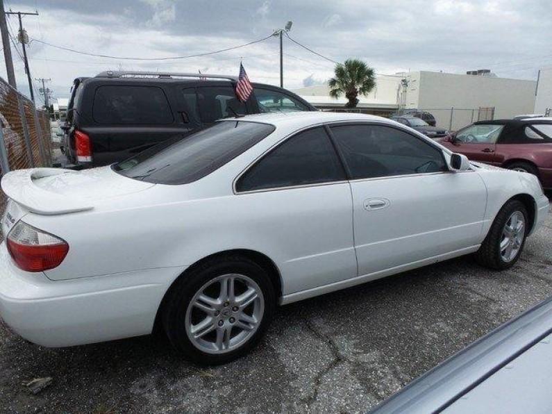 Acura CL 2001