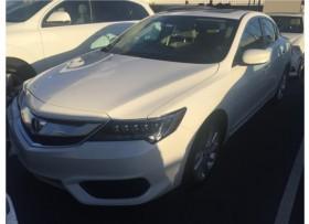 Acura ILX 2016 Blanco sensores mitigacion