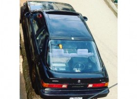 Acura Integra 89 hatchback