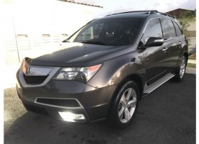 Acura MDX -Tech Ent Package