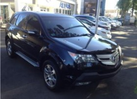 Acura MDX 2007 Technology PKG