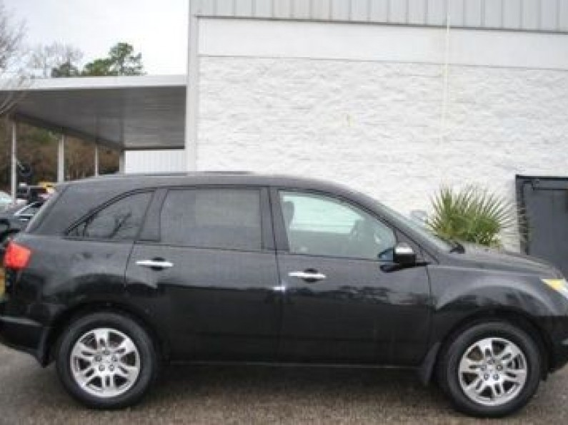 acura mdx 2009 en florida jacksonville. Black Bedroom Furniture Sets. Home Design Ideas