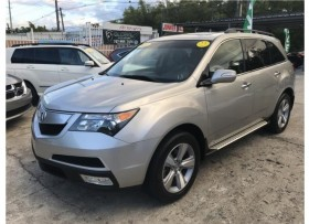 Acura MDX 2012 Like New