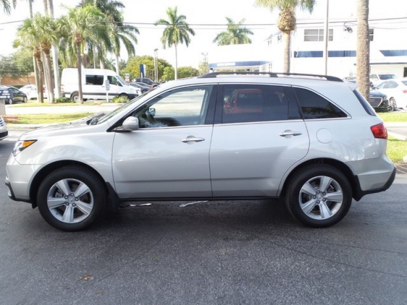 acura mdx 2012 en florida delray beach. Black Bedroom Furniture Sets. Home Design Ideas