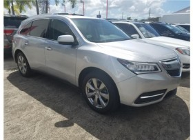 Acura MDX Technology 2015 Espectacular