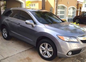 Acura RDX 2013 Tec Package -AWD -24000
