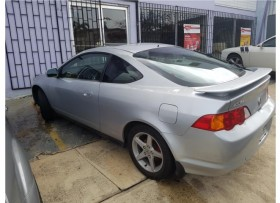 Acura RSX Base Standard 2003