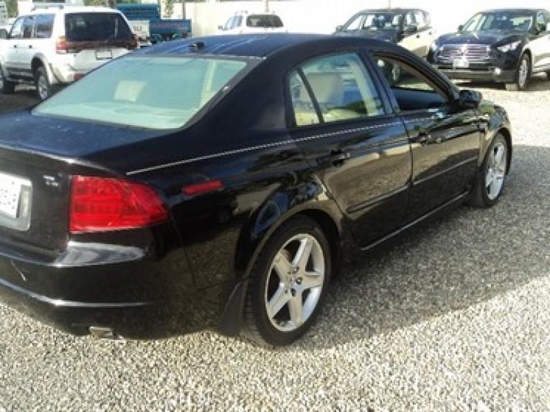 Acura T L 2006