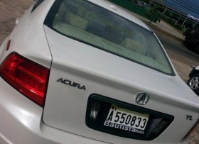 Acura TL  2004 full leather