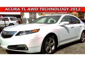 Acura TL AWD Advance Tech 2012