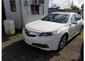 Acura TL SH AWD Advance Package