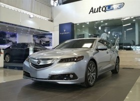 Acura TLX Tech Package 2015