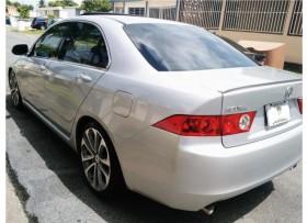 Acura TSX 2004 poco millaje como Nuevo
