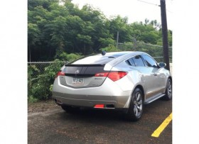 Acura ZDX ADVANCE
