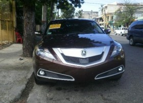 Acura ZDX Limited 2010