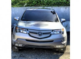 Acura mdx 2008 technology