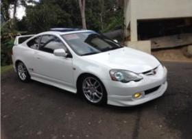 Acura rsx hecho type r