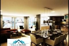 Apartamento 440m2 de 4 habitacionesPiantini