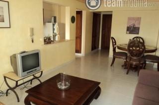 Apartamento En Alquiler Amueblado  Gazcue  Santo Domingo