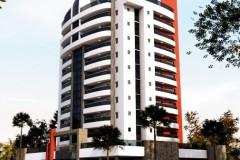 Apartamento en Bella vista de 230 mt para 2017