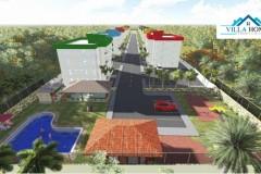 Apartamentos con piscinabbqterraza y mucha mas en santiago en gurabo