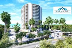 Apartamentos de 1 hab de 75 mt en Juan Dolio