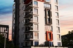 Apartamentos de 1 habitacion de 70 mt en el Evaristo Morales