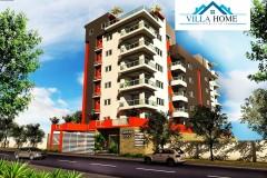 Apartamentos en construccion de 160 mt en el Evaristo Morales