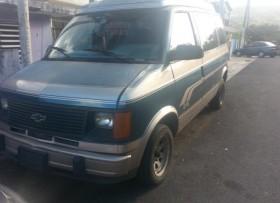 Astro Van 94 600