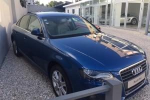 Audi A4 Turbo 2009
