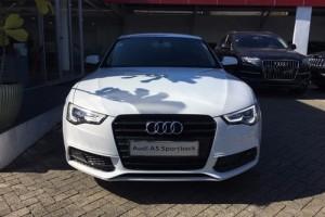 Audi A5 S-Line 2015