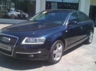 Audi A6 2009 como nuevo