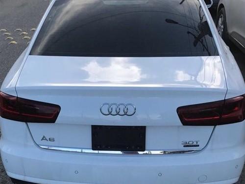 Audi A6 3.0T 2015