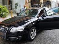 Audi A6 negro