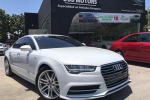 Audi A7 Turbo S-Line 2016