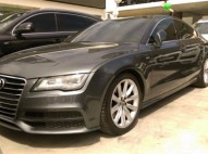 Audi A7 Turbo Sport Packet 2013