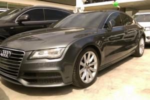Audi A7 Turbo Sport Packet 2013
