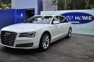 Audi A8L 2013