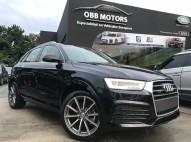 Audi Q3 20 Quattro 2018
