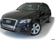 Audi Q5 2011 Negra