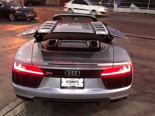 Audi R8 V10 Spyder 2018
